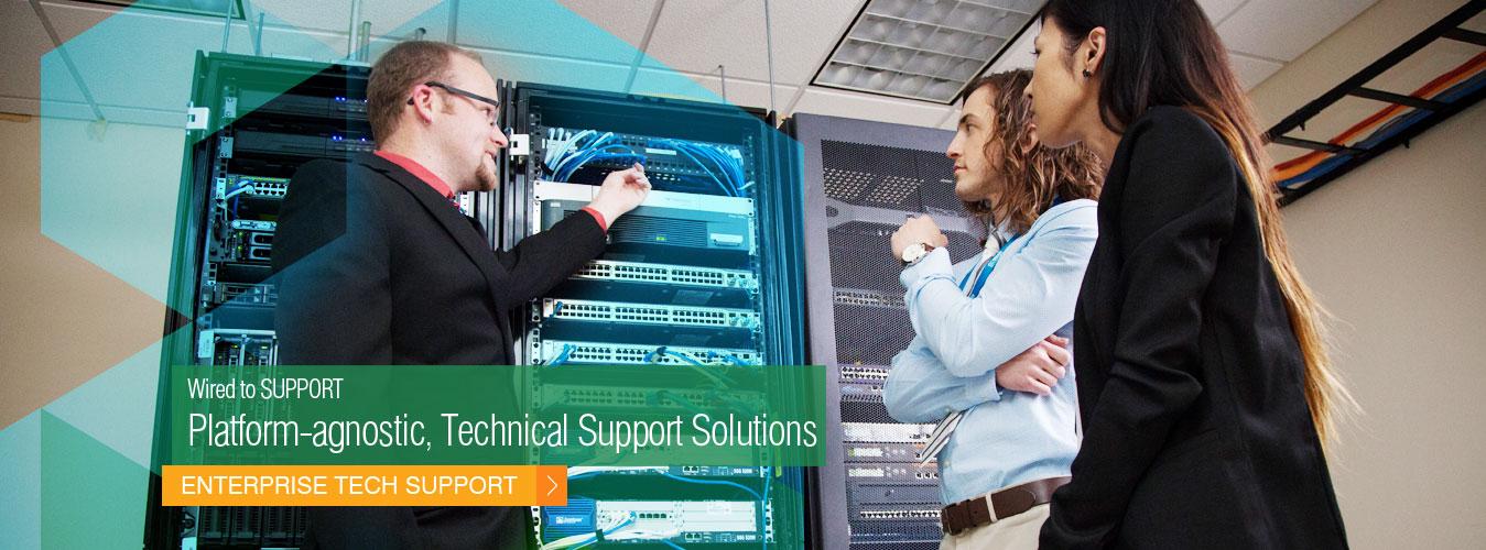 Enterprise Tech Support