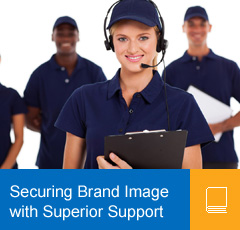 Securing-brand-image-with-superior-support