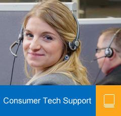 Consumer Tech Support